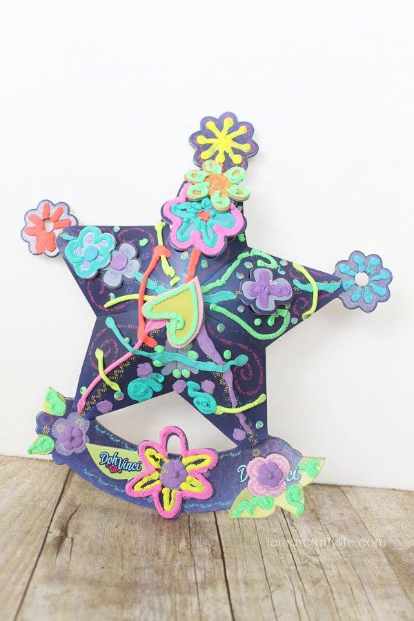 DohVinci Door Decor Kit - Laura's Crafty Life