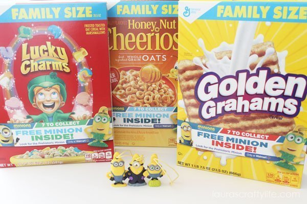 Find #The7thMinion in select General Mills cereal at Walmart #CollectiveBias