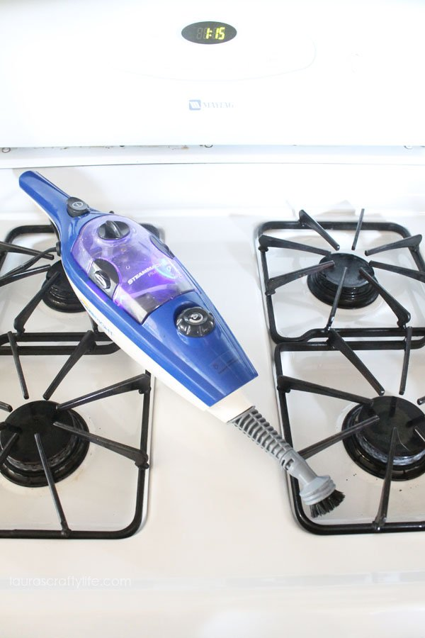 Deep Clean Your Stove Naturally