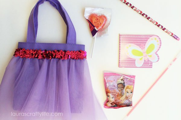 Disney Princess goodie bag