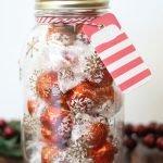 Snowflake Gift Jar
