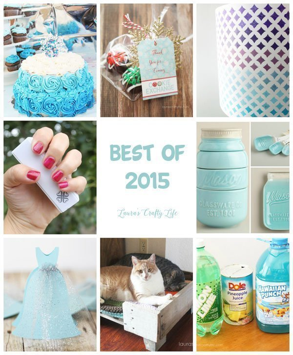 Best of 2015 - Laura's Crafty Life