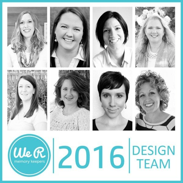 2016 We R Memory Keepers Design Team