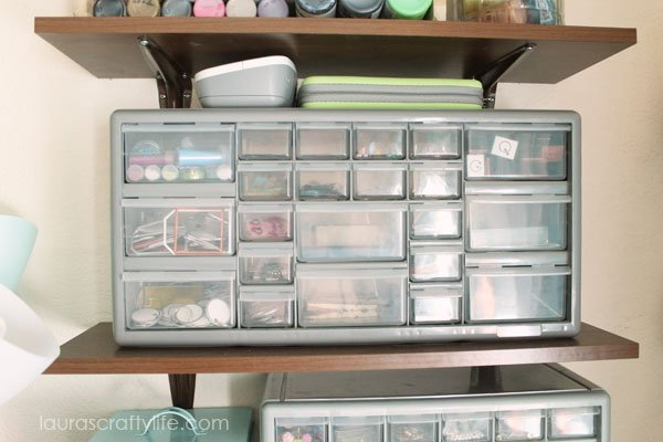 Small craft supplies organization