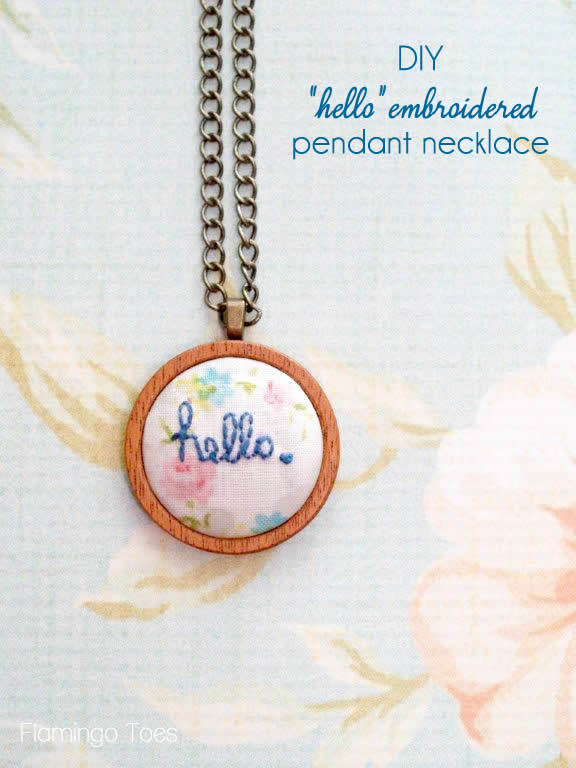 diy-hello-embroidered-pendant-necklace