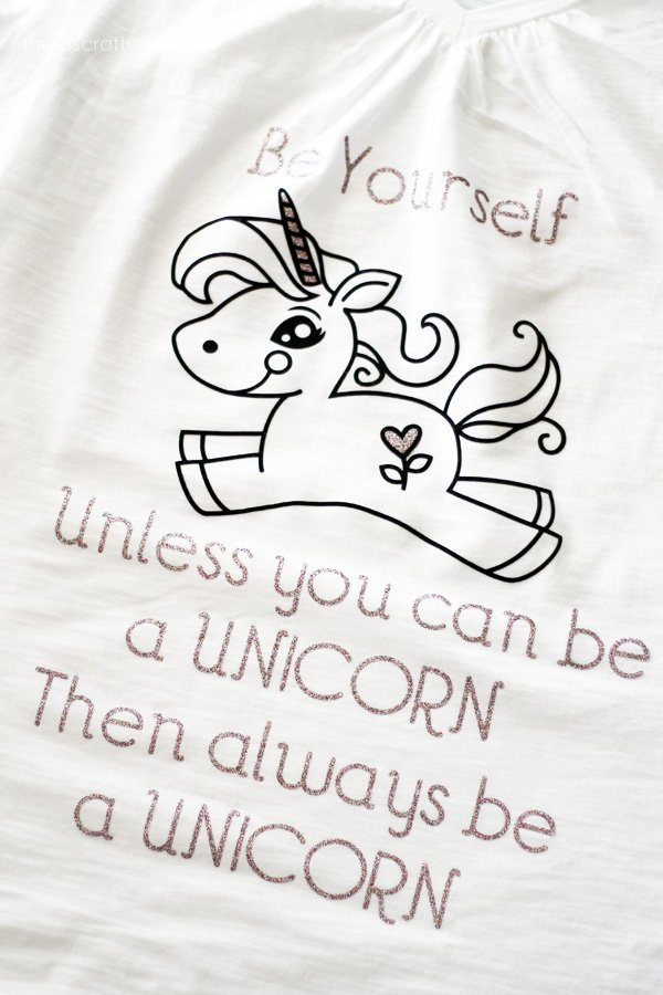 Be Yourself Unless You can be a Unicorn Then Always be a Unicorn