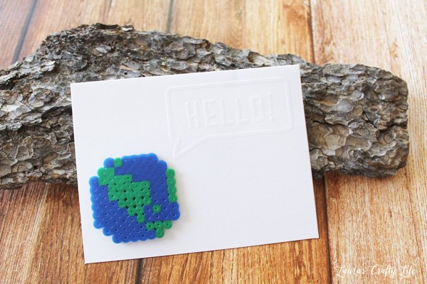 Hello Earth Day Card