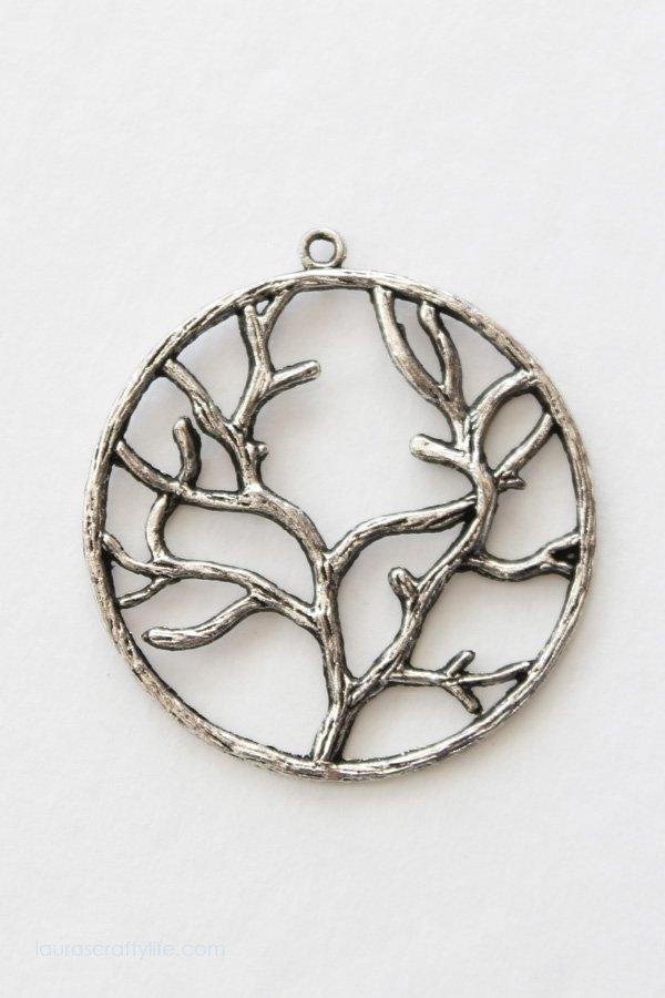 Tree Pendant Charm