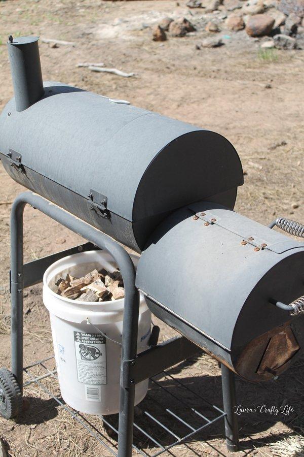 Char-Broil Smoker