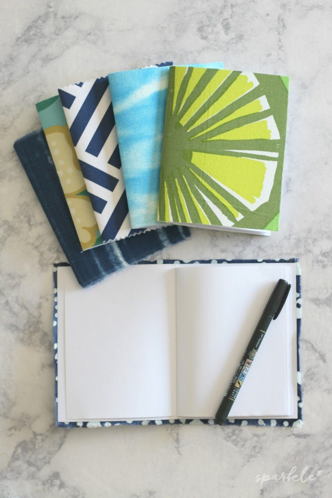 Fabric-Covered-Mini-Notebooks