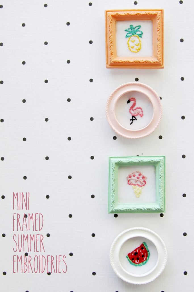 Mini-Framed-Summer-Embroideries