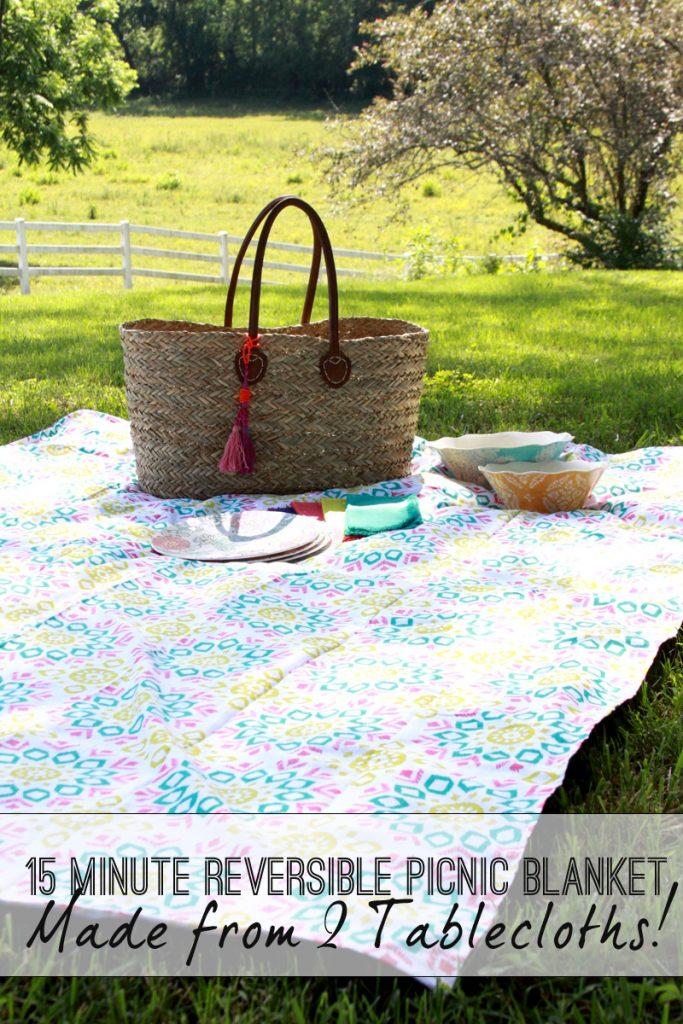 DIY-Reversible-Picnic-Blanket