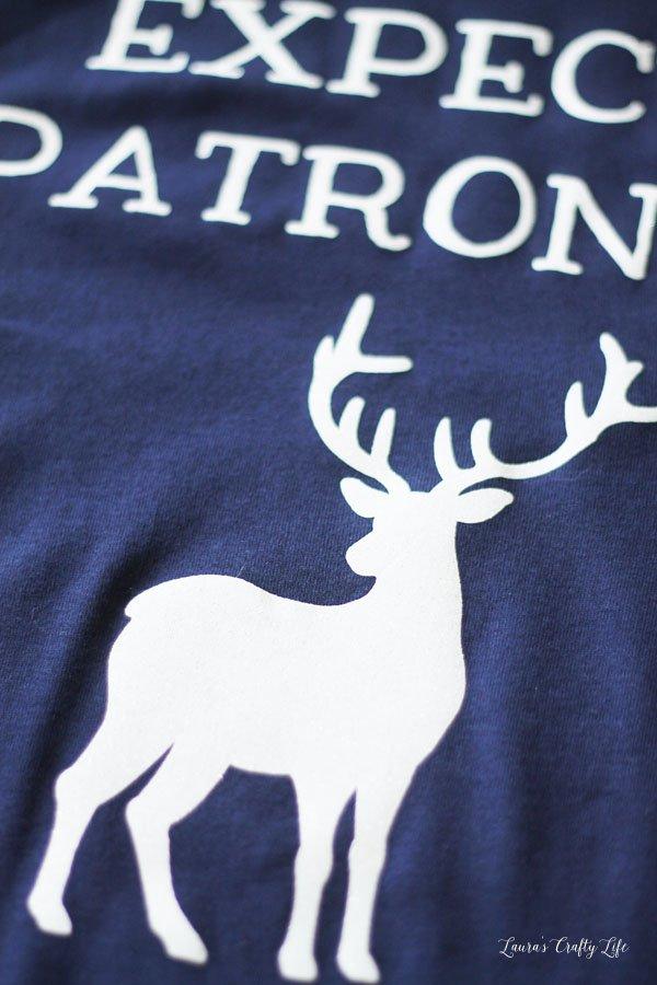 Expecto Patronum - stag patronus