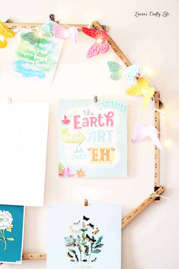 Ruler Studio Inspiration Board - We R Memory Keepers