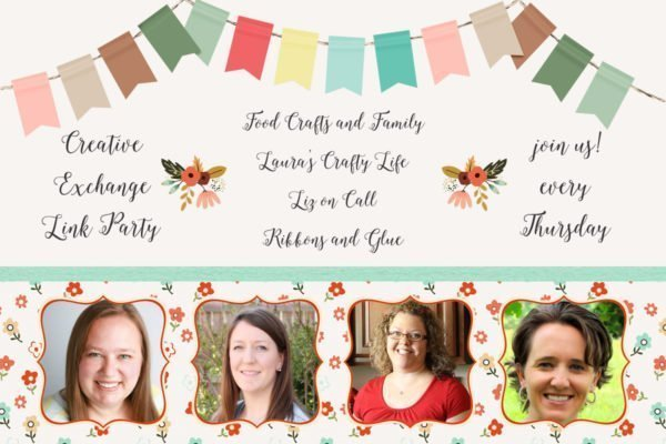 The Creative Exchange Link Party 2016