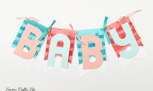 Fringe Baby Banner