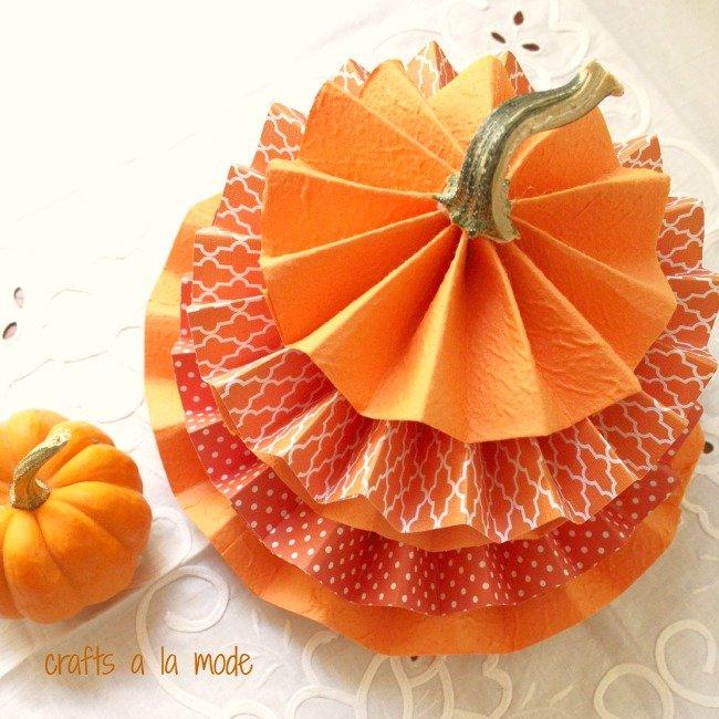 pumpkin-in-paper