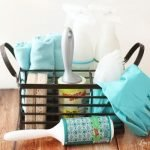 Create a cleaning caddy