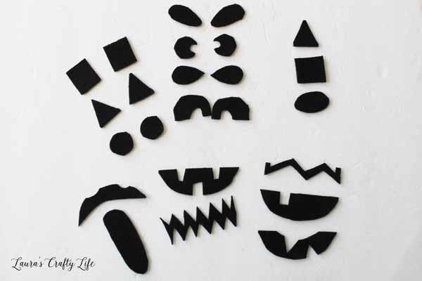 cut-out-jack-o-lantern-faces-from-black-felt