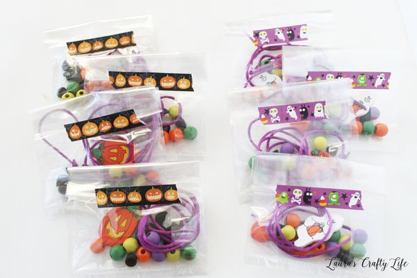pumpkin-and-ghost-necklace-kits