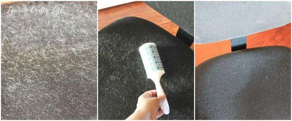 use-a-scotch-brite-lint-roller-to-clean-up-pet-fur