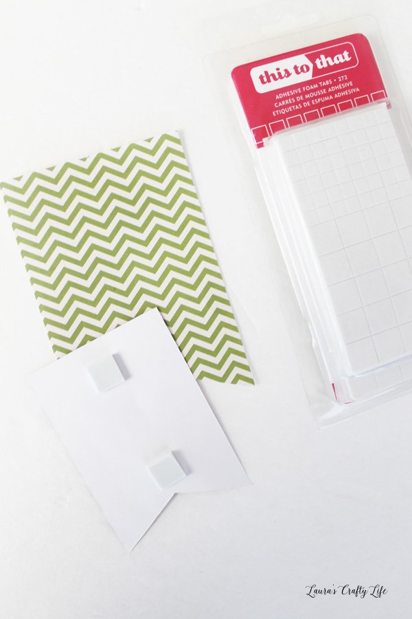 use-foam-adhesive-squares-to-attach-banner-pieces