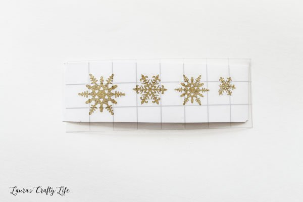 use-transfer-tape-to-transfer-snowflakes