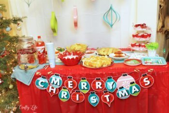 Mod & Merry Cookie Exchange Party