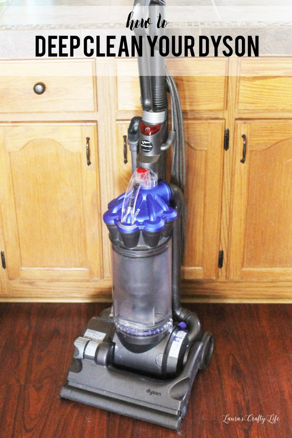 How to deep clean your Dyson vacuum and routine maintenance tips