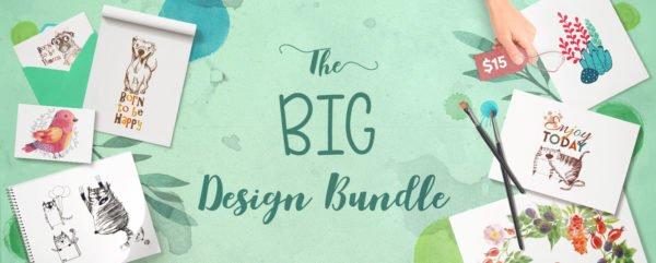 The BIG Design Bundle from DesignBundles.net