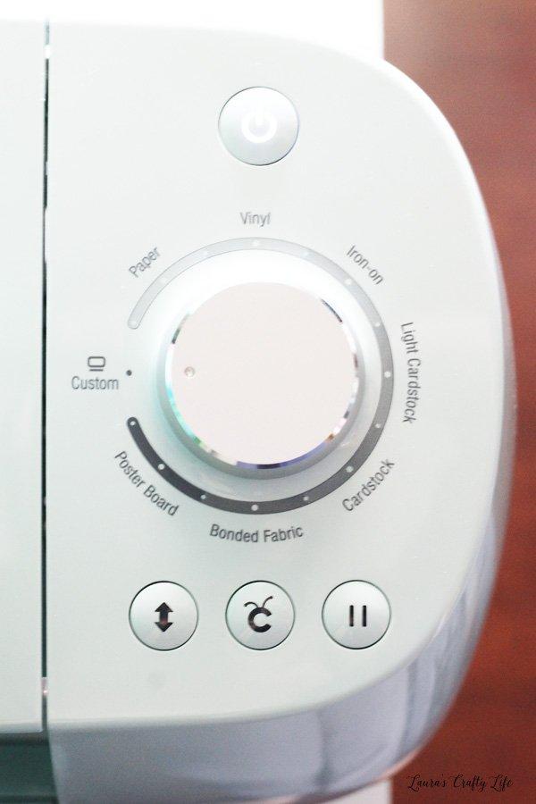 Smart Set Dial - Cricut Explore Air 2