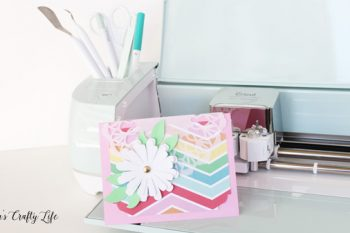 Make It Now Mother's Day Card with Cricut