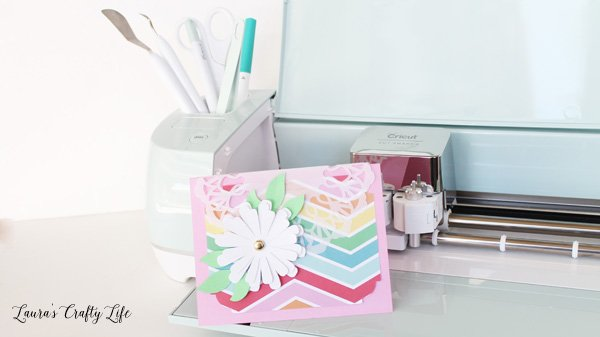Cricut Design Space Make It Now Mother's Day card