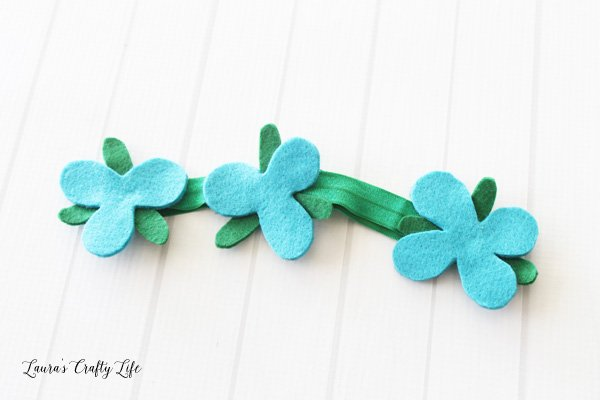 DIY Trolls Poppy Headband
