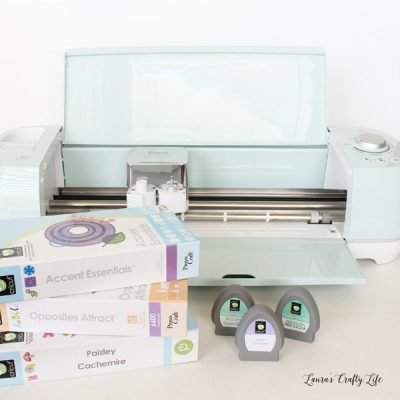 How to link cartridges to Cricut Explore Air 2