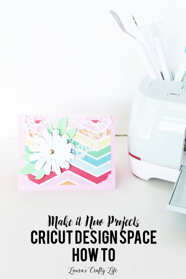 How to use the Make It Now feature in Cricut Design Space