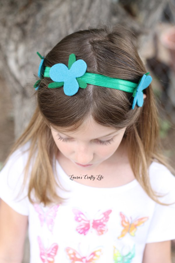 Trolls Poppy headband tutorial