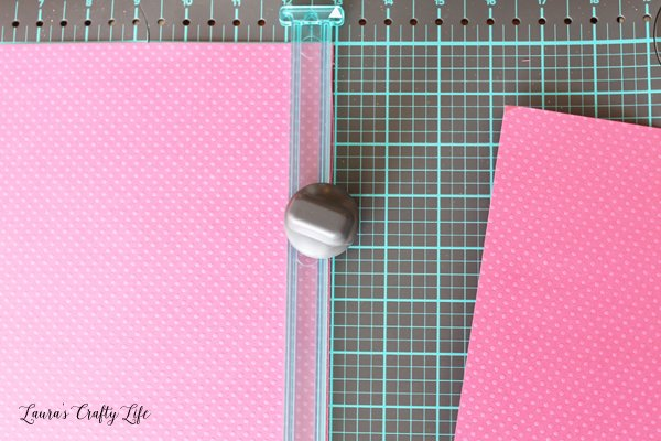 Pillow Box Gift Wrap - Laura\'s Crafty Life