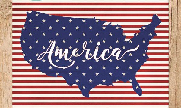 America Free Printable