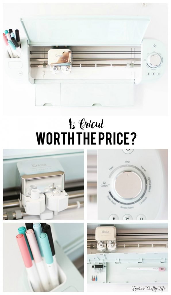 Is Cricut Worth the Price? - Laura's Crafty Life