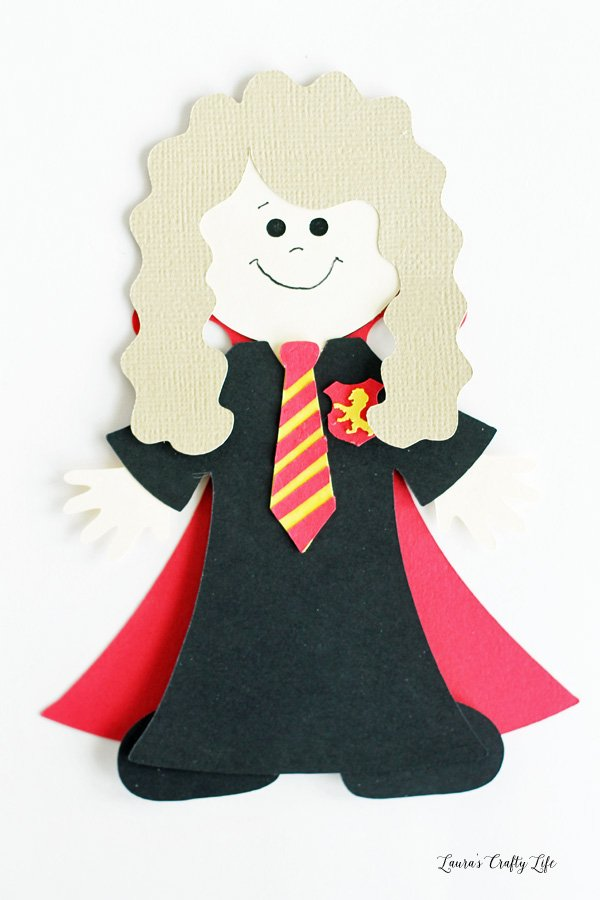Hermione Magnetic Bookmark