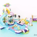 Summer Fun with LEGO Friends Heartlake Summer Pool