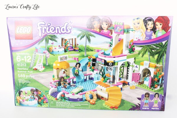Lego Friends Swimming Pool Instructions 41313 About Foto Swim 2019
