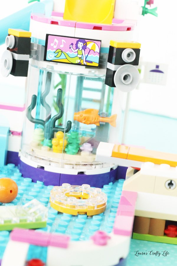 Summer Fun with LEGO Friends Heartlake Summer Pool - Laura's Crafty Life