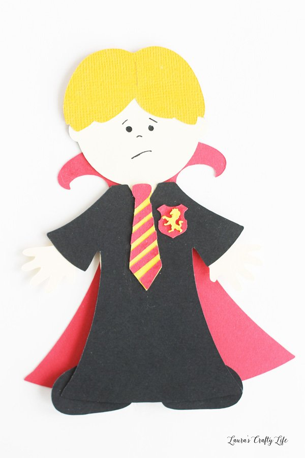 Ron Weasley Magnetic Bookmark