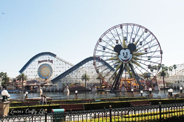 Disney California Adventures