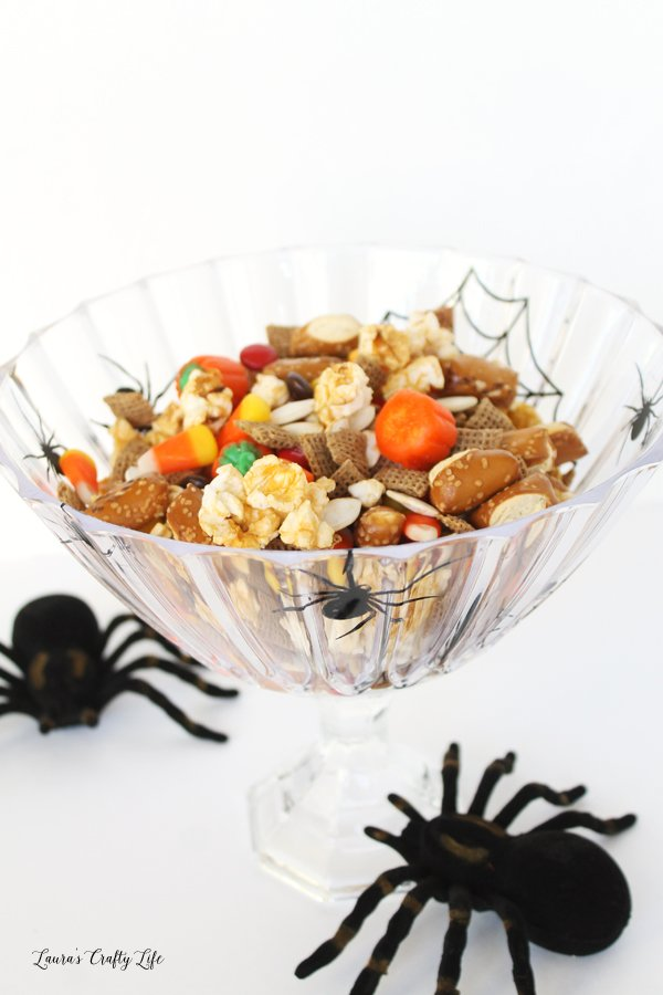 Spider Serving Bowl
