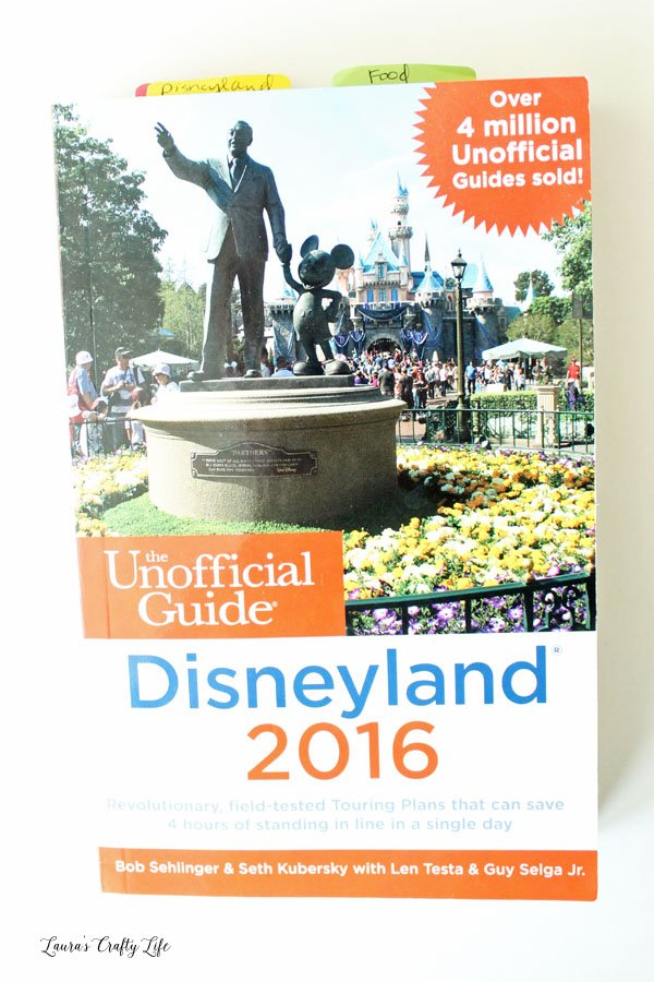 the Unofficial Guide Disneyland