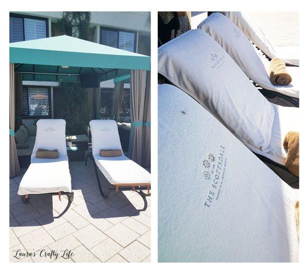 Cabana at The Scottsdale Resort