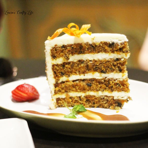 Carrot Cake at Kitchen West